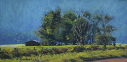 Kangaroo Valley 2014-3. 6x12in