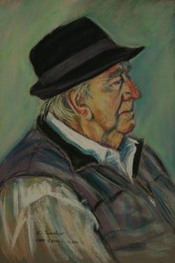 Fred Egan.   55 x 37cm