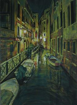 Venice III.  70 x 50cm