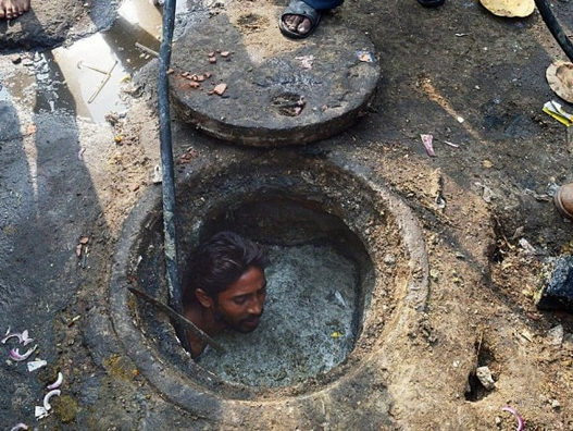 Down The Rabbit Hole: The Plight of Manual Scavengers in India