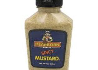 DEARBORN Spicy Mustard