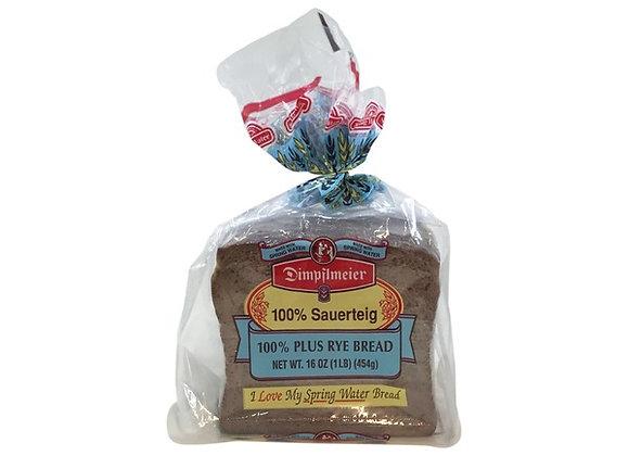 Dimplmeier 100% Plus Rye Bread Sauerteig