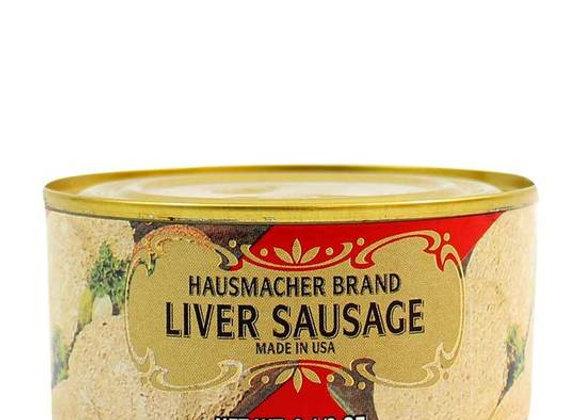 Hausmacher Brand Liver Sausage
