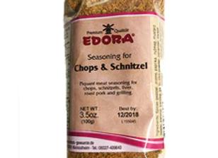 Edora Chops and Schnitzel