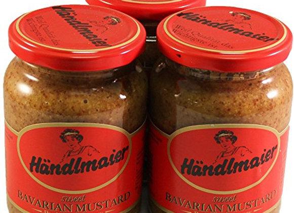 Handlmaier Sweet Bavarian Mustard 13.4 (2 pack)