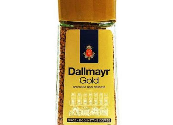 Dallmayr Gold Instant Coffee 3.5oz