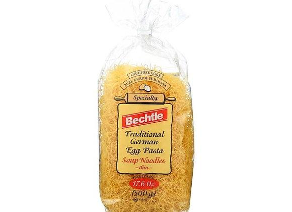 Bechtle German Soup Egg Noodles