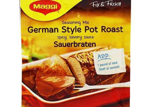 Maggi German Style Pot Roast Sauerbraten