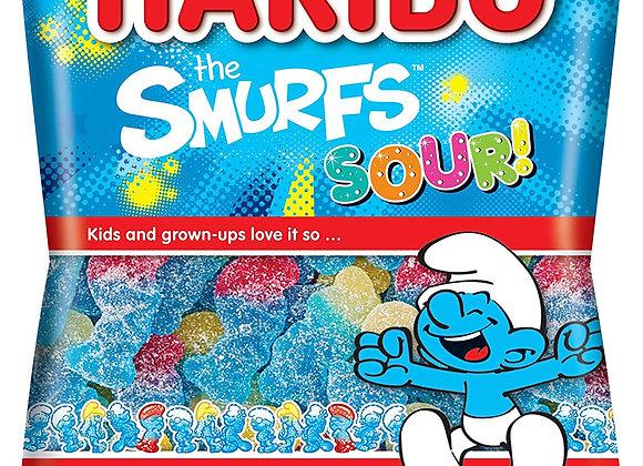 Haribo Sour Smurfs