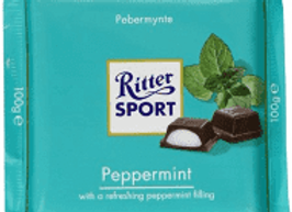 Ritter Peppermint Bar