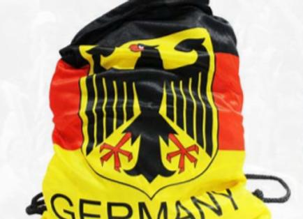 German Draw String Bag