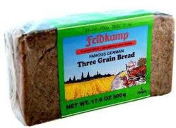 Feldkamp 3 Grain Bread