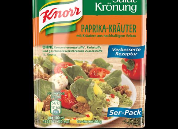 Knorr Salat Kronung Paprika Krauter