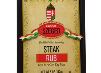 SZEGED Steak Rub