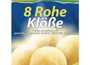 Raw Potato Dumpling Mix