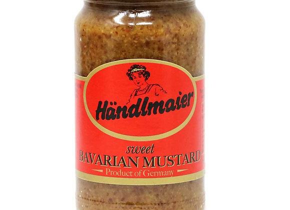 Handlmaiers Sweet Bavarian Mustard 8oz