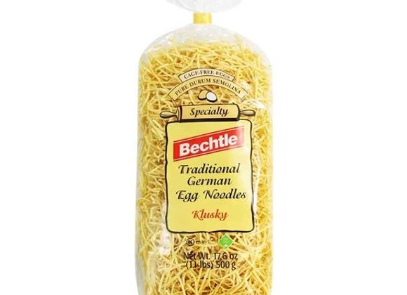 Bechtle Klusky Egg Noodles