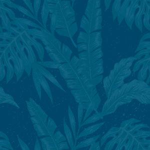 Leaf background 25 pecent_Med blue_300x3