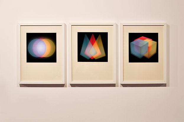Beatriz Castela. 3-3-3. Insight Project, 2010 Giclée on paper