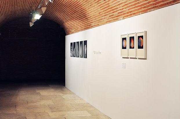 Beatriz Castela. 3-3-3. In-sight Project, 2010.  Casa de las Conchas, Salamanca (SP)