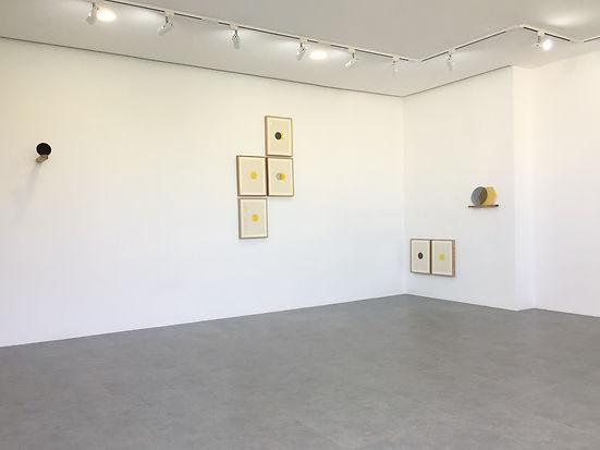 Beatriz Castela. OHEX, 2017. Instalación. Galería Espacio Olvera, Sevilla.