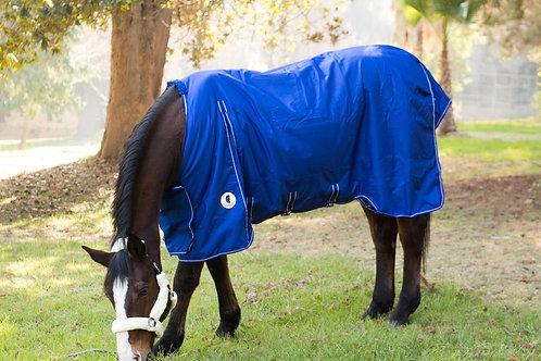 Capa de invierno Azul Rey Super Premium