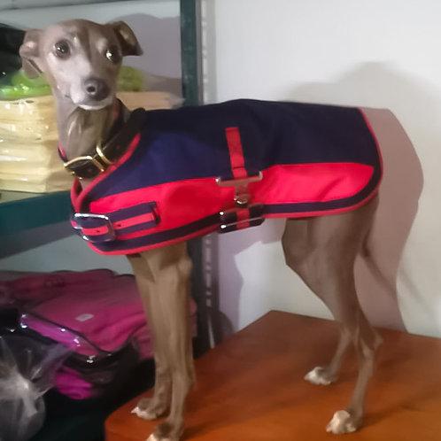 Capa de invierno impermeable para perro