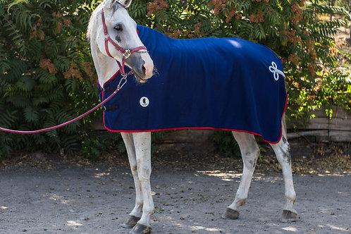 Capa de caballo Polar Cordón Azul
