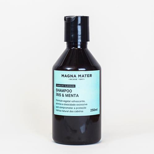 Shampoo Íris e Mentha - Cabelos oleosos