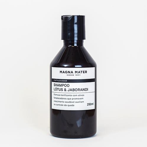Shampoo Lotus e Jaborandy - Fortalecedor