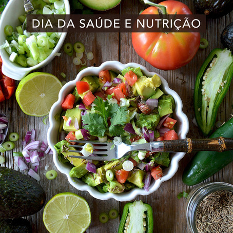 Alimentação, saúde e beleza