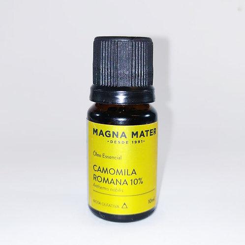 Óleo essencial de Camomila romana 10%- 10ml