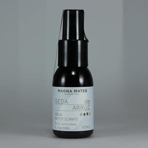 Água Matificante Facial Seda de Arroz 60ml
