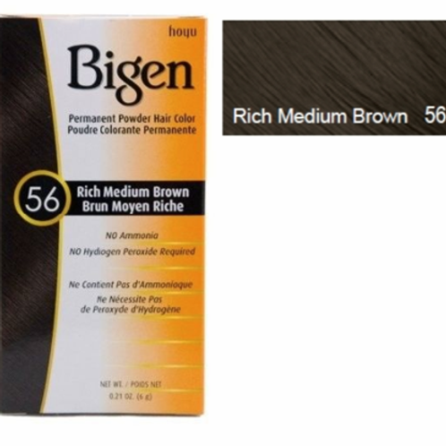 Bigen Rich Medium Brown