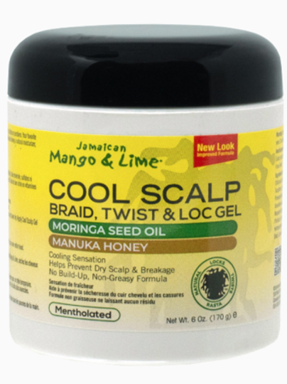 Mango and Lime Cool Scalp Gel