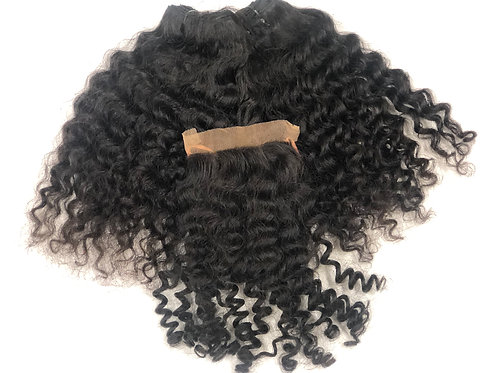 Raw Cambodian Curly Bundle Deal