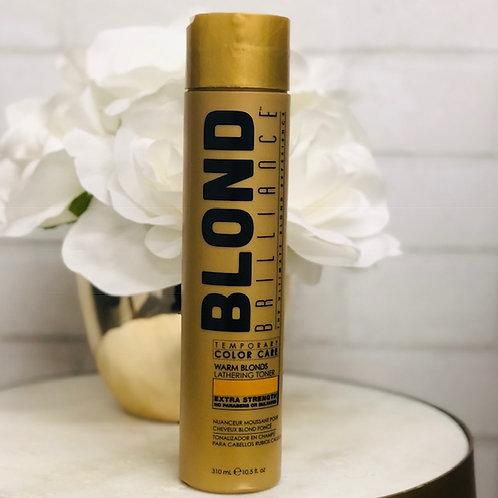 Blonde Brillance Warm Blonde Toner