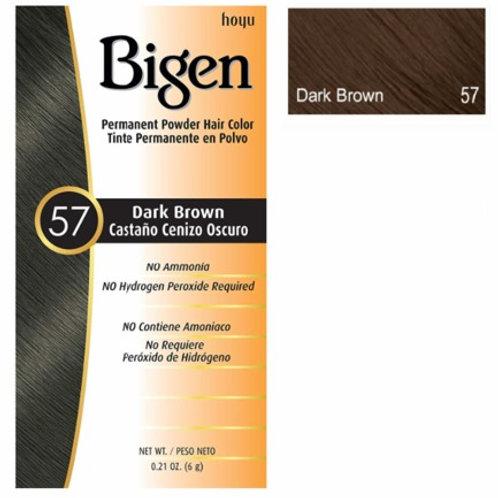 Bigen Dark Brown