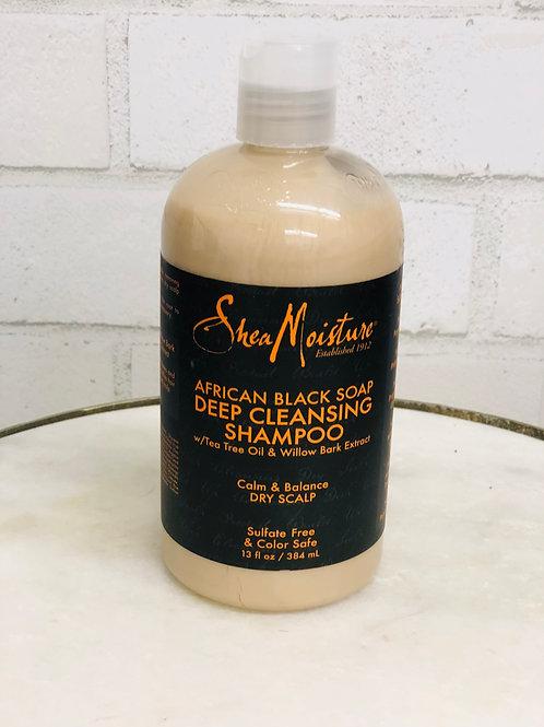 Shea Moisture African Black Soap Shampoo