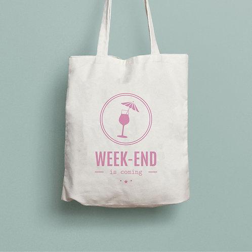Tote bag week-end is coming