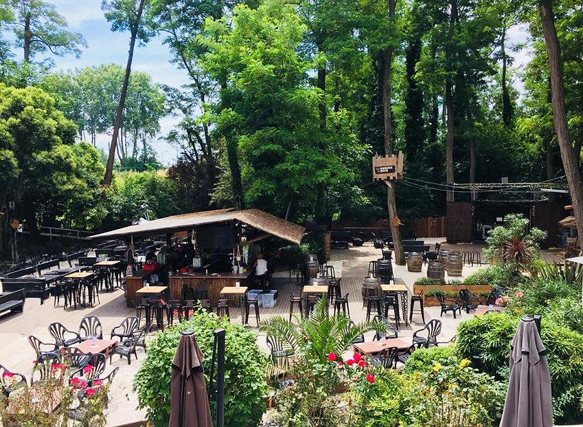Les jardins de l olympe terrasse toulouse blagnac
