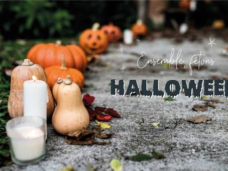 Ensemble, fêtons Halloween !