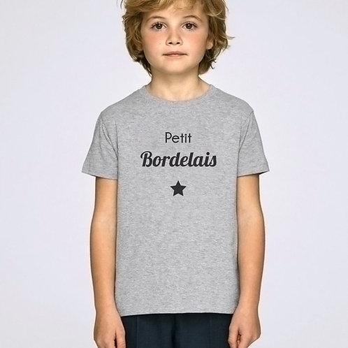 t-shirt enfant personnalisé ville d'origine