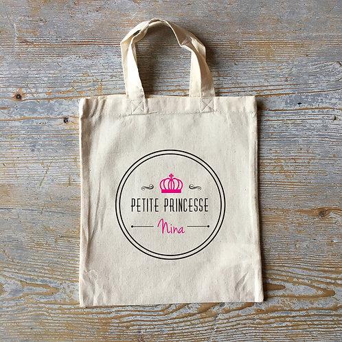 Tote bag personnalisable - by Luz et Nina