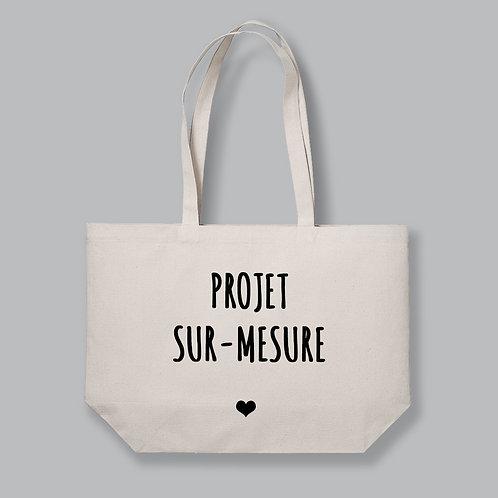 """The Big Bag - """"Sur-mesure"""""""