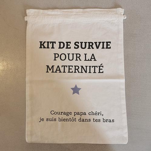 Kit de survie pour la maternité