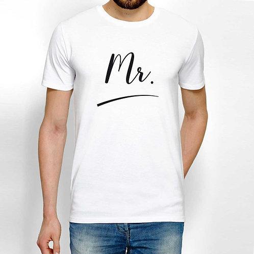 "T-shirt HOMME ""Mr."""