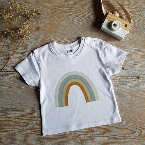 "T-shirt BÉBÉ ""Rainbow"""
