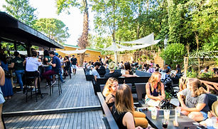 les jardins de l olympe terrasse restaurant toulouse blagnac