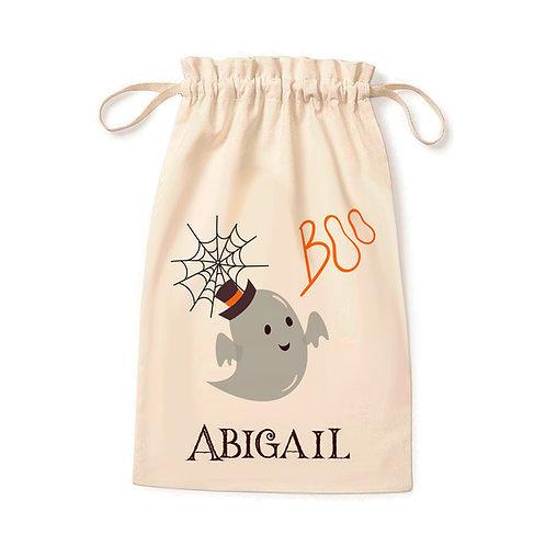 Pochon sac personnalisé halloween